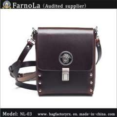 Cowhide Leather Business Man Bag (NL-03)