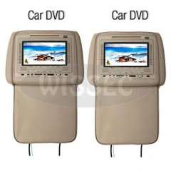 7 Inch Car DVD Players with FM Transmitter Free Headphones (1 Pair)
