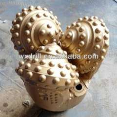 Tricone coal mining bit, water well drilling tricone rock bit, tricone roller bit for soft rock drilling