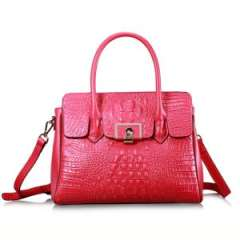 Promotional Top Quality Leather Handbags (EF108130-4)