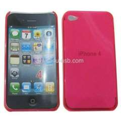 Crystal Case for iPhone 4