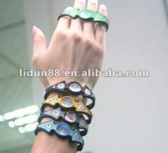 2012 San Francisco Silicone Ion Bracelet\Wristbands in hologram