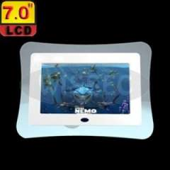 7inch TFT LCD Digital Photo Frame Multimedia Player