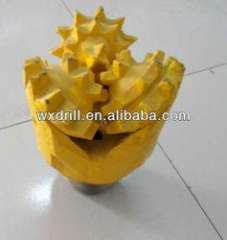 IADC 111 Steel Tooth Tricone Oil Drilling Bit