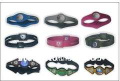 customized inspirational Silicone Ion Bracelet\Wristbands in 2012