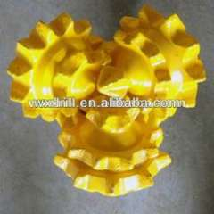 Kingdream API Kingdream IADC 117 milled tooth tricone bit for water well drilling