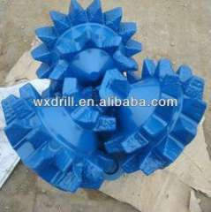 High quality milled tooth tricone bit for well drilling