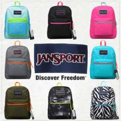 'JanSport' official rebellious college hit color backpack