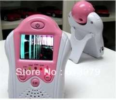 2.4GHz Wireless baby monitor 1.5' LCD Camera Voice Activated Control Baby Monitor Night Version
