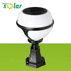 solar garden lighting energy saving high bright light JR-2012