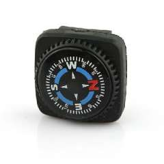 Embedded table compass