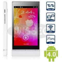 NEW 3G Phone X26i MTK6575 Android 4.0.3 512MB+4GB 4.0'WVGA HD Capacitance Screen GPS Smartphone white color drop shipping