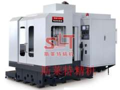 Double table CNC horizontal boring and milling machining center