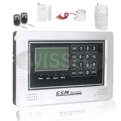 Home Mobile Calll GSM 900\1800MHz Wireless Alarm System