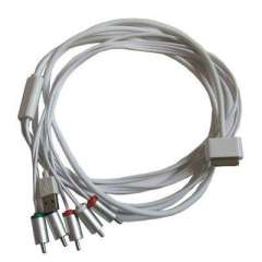 Component AV Cable for iPad\ iPhone\ iPod