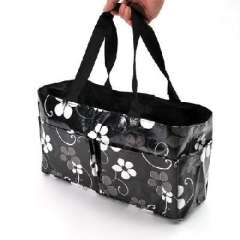 Korean version of the versatile fashion Mommy Mummy bag/laptop bags/bags/storage bag-black