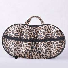 Bra bag, leopard color