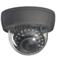 Plastic Case CCTV 1\3' Sony CCD 700TVL 3.5-8mm Lens 35 Leds OSD Menu IR Dome Camera