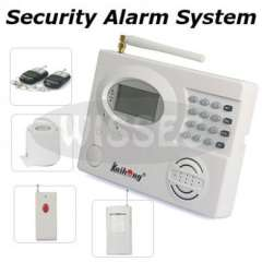 Home Security Intelligent Auto-dialing Wireless Alarm System