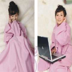 Television celebrity endorsements DRAL winter Levin sleeve blanket - the sixth generation of thermal sleeve blanket
