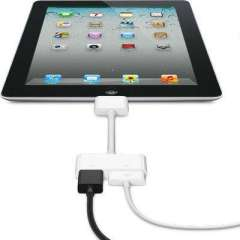 Digital AV Adapter Cable for iPad 2