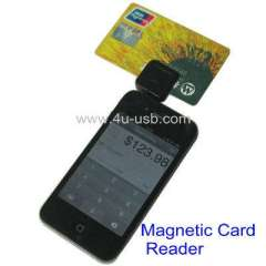 3.5mm Jack Mini Magnetic Card Reader for mobile phone