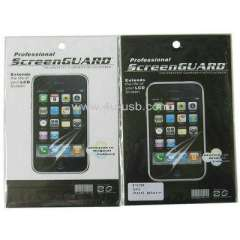 High Quality Anti Glare LCD Screen Protector for iPhone 5