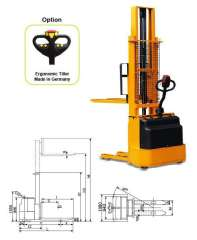 FE1524 Electric Stacker