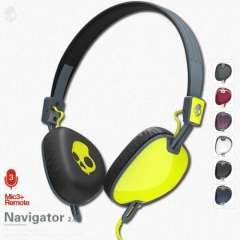 skullcandy Navigator new portable high-quality headphones