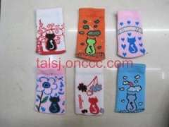 onimo cat logo jacquard single phone bag | phone package