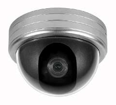 1\3' SONY 960H EXview HAD CCD II 700TVL 0.0003Lux CCTV Video Indoor Dome Camera with 3.6mm fixed Len