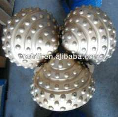Tricone mining rock drill bit, water well drilling tricone rock bit, tricone roller bit for soft rock drilling