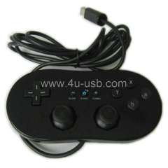 Classic Controller for Wii with GC interface