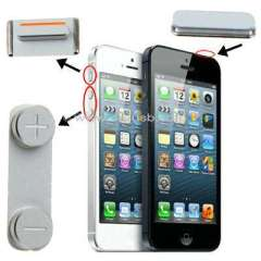 3 in 1 (Original Mute Key + Switch Button Key + Volume Key) for iPhone 5