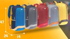 Decathlon sports travel rucksack QUECHUA 20L