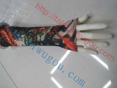 Illustrating classic pattern tattoo sleeves | personality Meng tiger fighting the dragon pattern tattoo sleeve | Covering all kinds of custom pattern seamless tattoo sleeve material