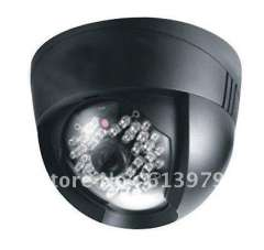 Security CCTV SONY CCD 650TVL 40PCS IR LEDs Day&Night Dome Camera 3.6mm Lens