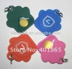 silicone pet tags