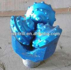 TCI tricone bit\oil and gas drilll bit\tricone rock bit for well drilling