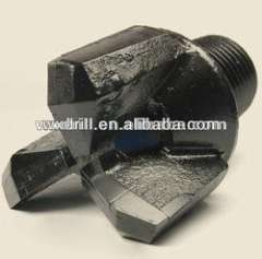 High quality chevron drag bit with 3 wings