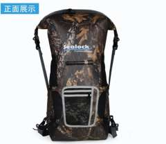 sealock full camouflage airtight waterproof hiking backpack