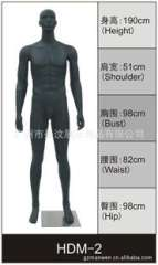 Genuine manufacturers / fiberglass model / tall, handsome male model / mannequin / Guangzhou Model Costumes