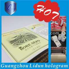 label sticker strong adhesive label wholesaler