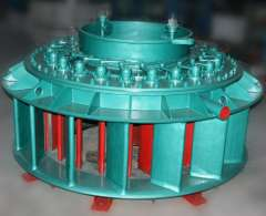 High Efficiency Water Turbine\ Kaplan Turbine for Hydroelectric Power Plant