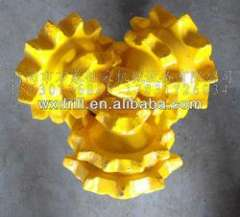API 6' IADC417 Tricone drill bits for water well drilling