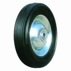Solid Rubber Wheel 8 x 2-inch SR804