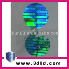 hologram void sticker print label Manufacturers Label\sealing label for packing