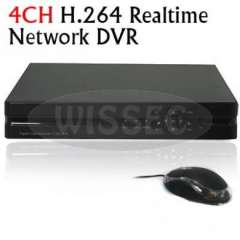 4CH H.264 120fps Realtime recroding Network Standalone DVR Support Mobile Phone View
