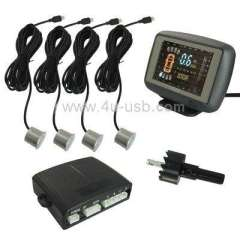 LCD digital Car parking sensor lcd parking sensor
