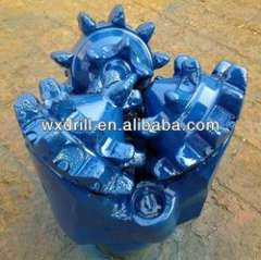 8 1\2'IADC214 Steel tooth tricone bit for water well drilling